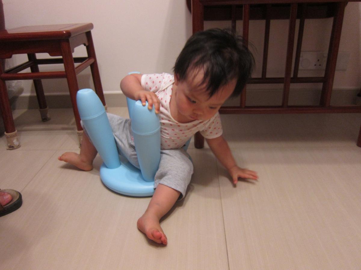 小人兒的家居萬能伙伴:宜家兒童凳
