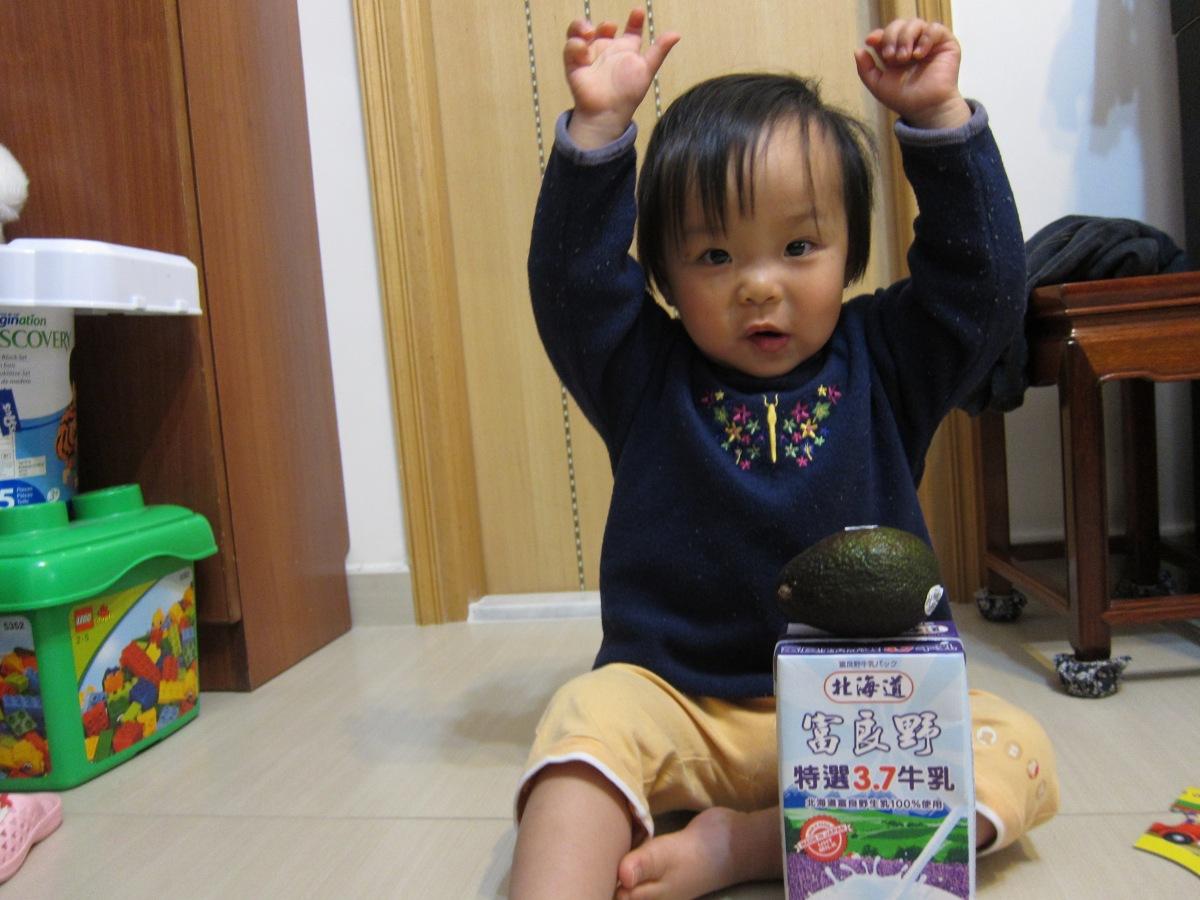 天才媽媽的幼兒食譜:鮮奶煮牛油果三文魚