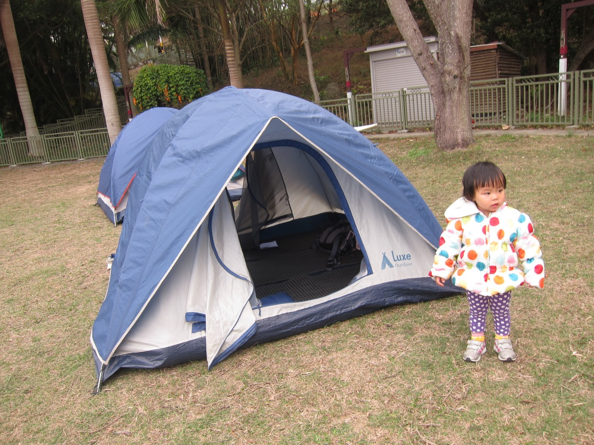 Kid-friendly的六星級露營地:西貢創興水上活動中心