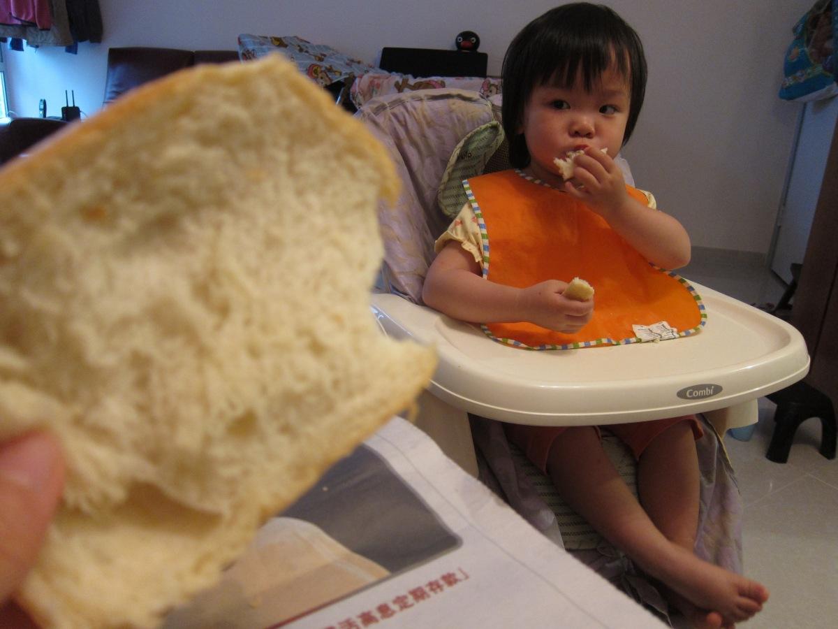 頭等艙伴手禮之「麵包兩父女」:Panasonic麵包機