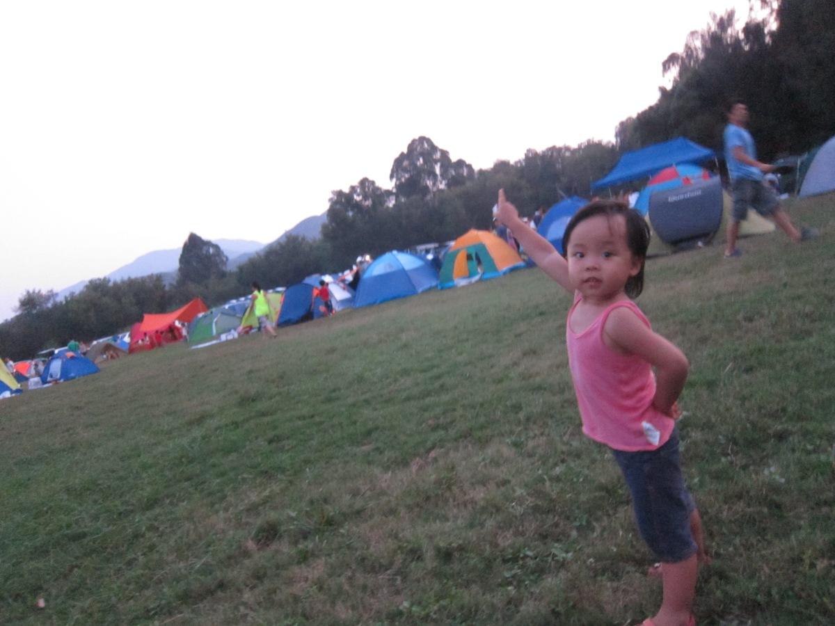 遠離文明的草原汽車野營:上水馬草壟營地