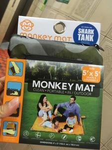 monkey-mat