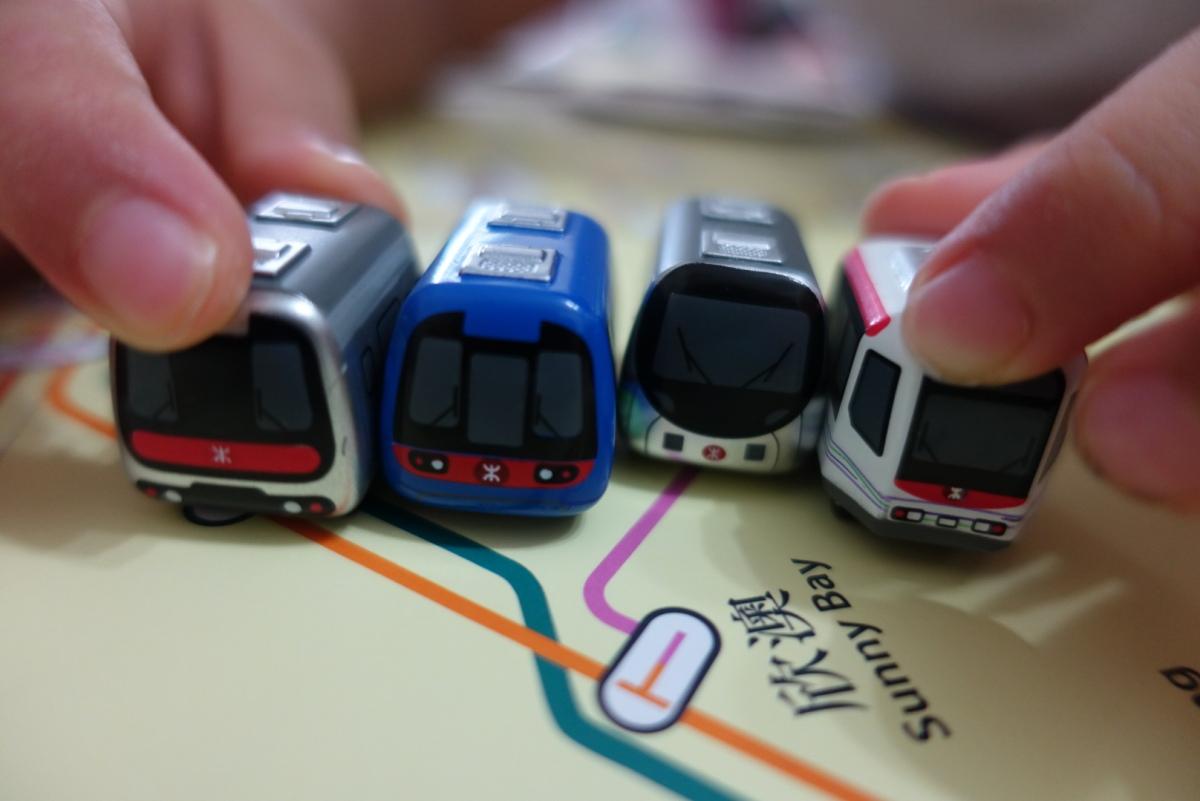 小小鐵路迷福音:港鐵沿途有禮桌遊@樂在棋中