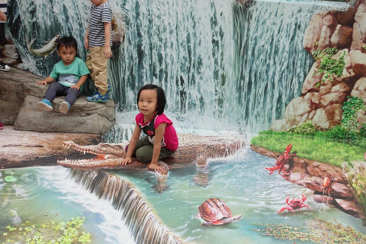 帶孩子發現天水一色之圍:香港濕地公園