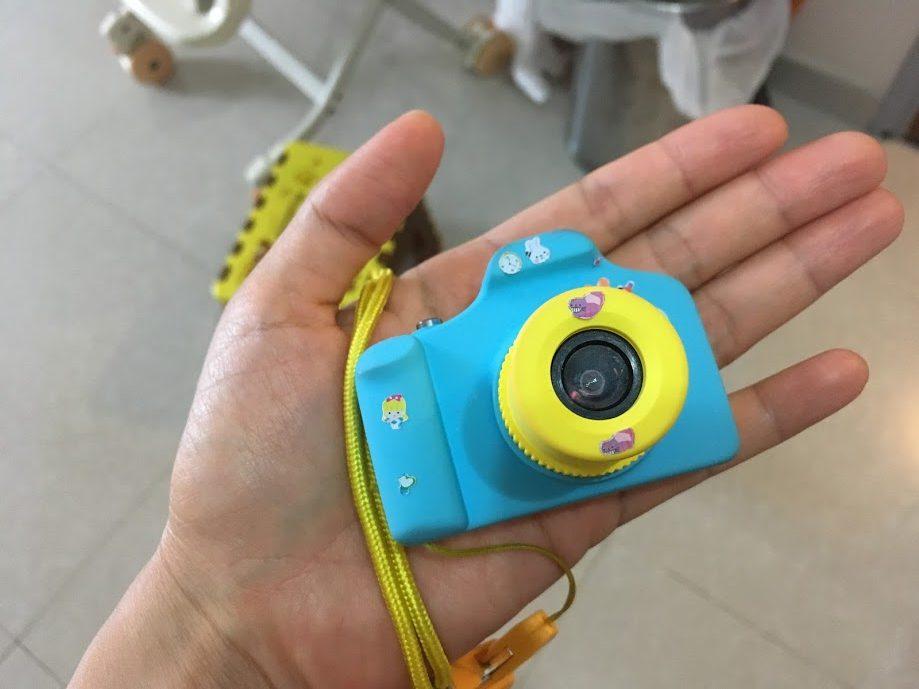 現代潮孩玩具:VisionKids兒童相機