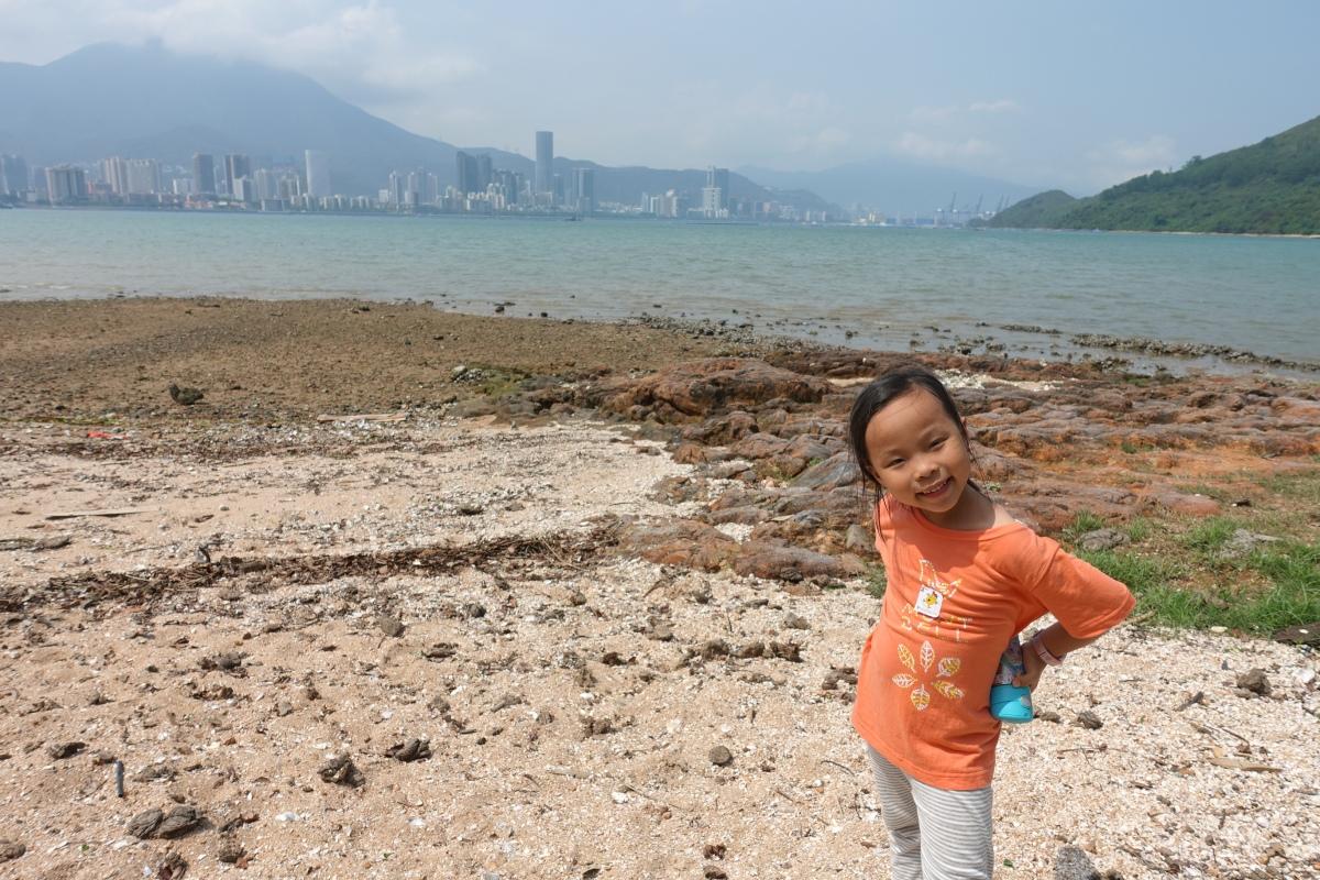 先苦後甜的小學雞親子山徑:烏蛟騰沙頭角海邊遊