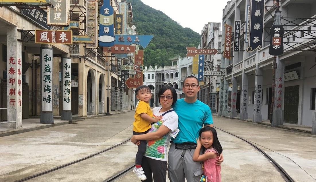 帶孩子探訪老香港:西樵國藝影視城