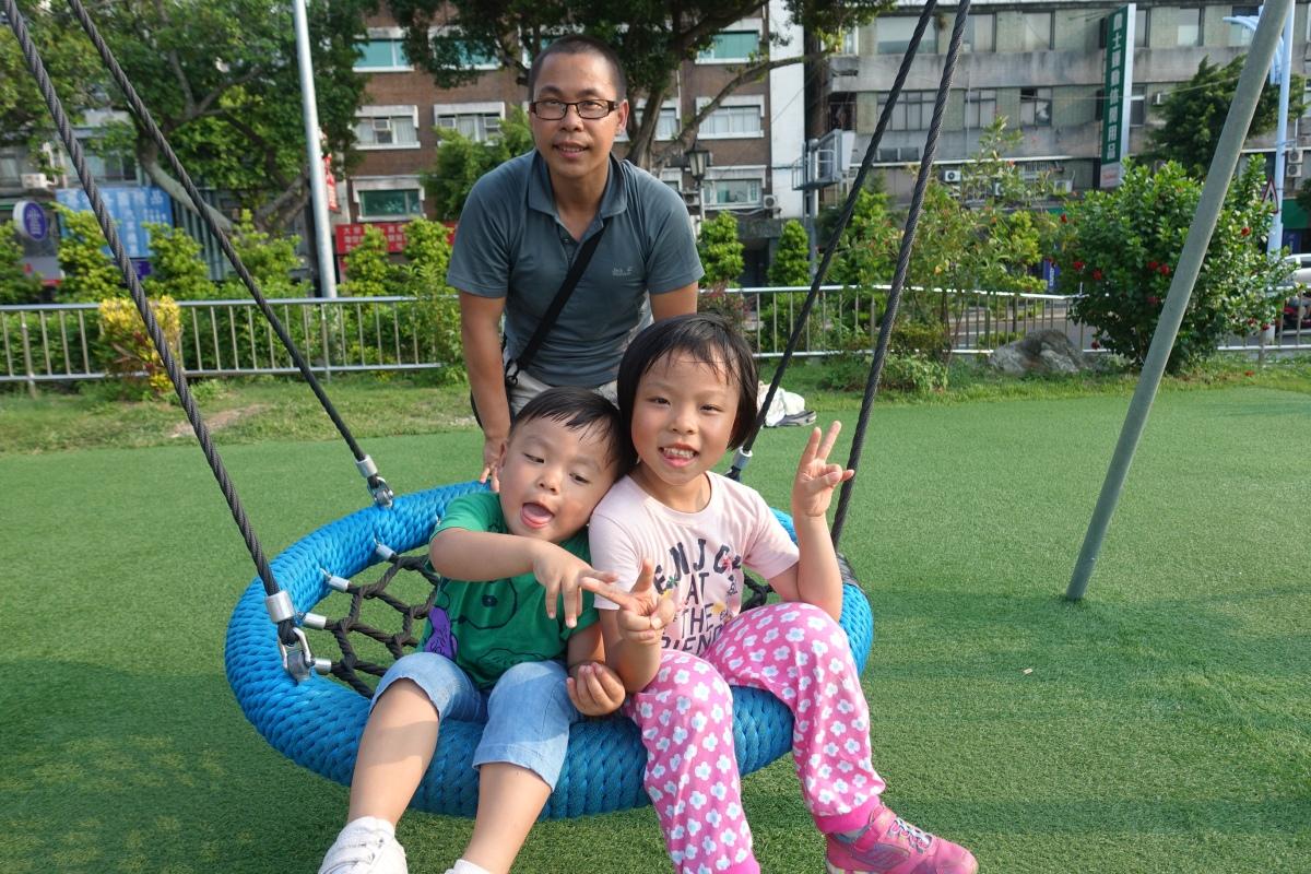 明日文青之旅:台北花博公園